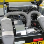 Immaculate engine bay